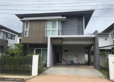 บ้านเดี่ยวสองชั้น 3990000 ขอนแก่น เมืองขอนแก่น บ้านเป็ด